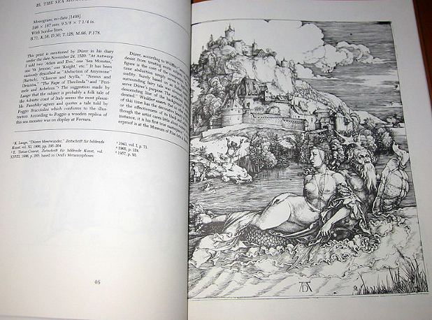 etching, dry Point foreign book [ Durer woodcut compilation / The