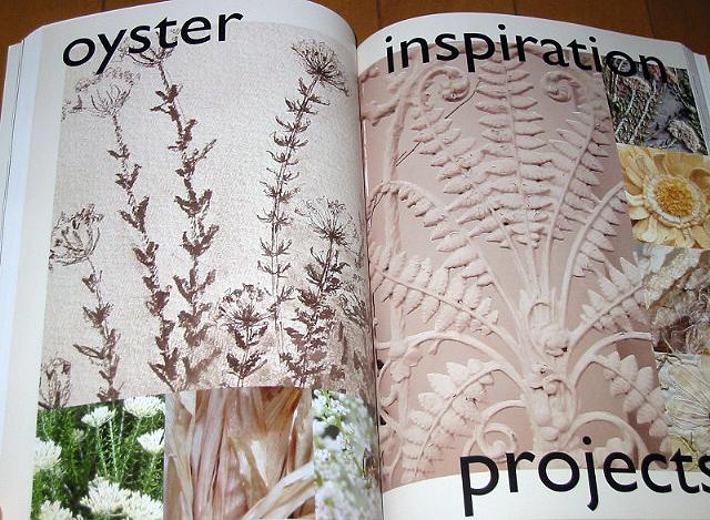 洋书【刺繍された植物や动物:立体的な织られた刺